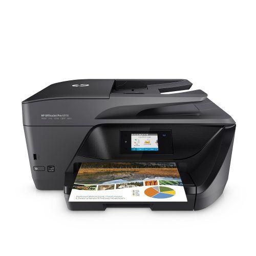 HP OfficeJet Pro 6978 All-in-One Printer Review