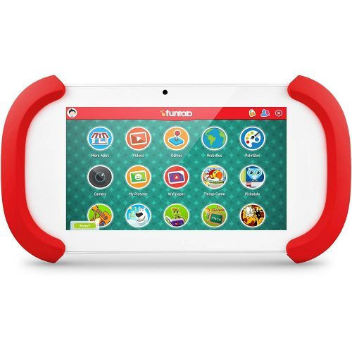 """Ematic Funtab 3 with WiFi 7"""" Touchscreen Tablet"""