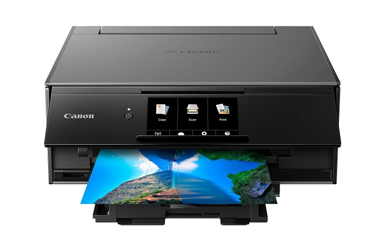 Canon Pixma TS9120 Wireless Inkjet All-in-One Review