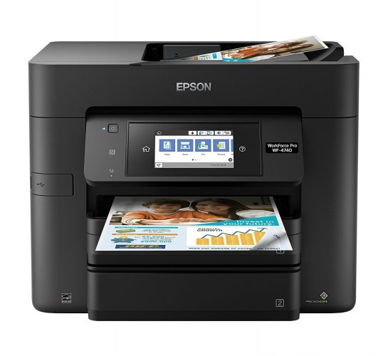 Epson WorkForce Pro WF-4740 Review