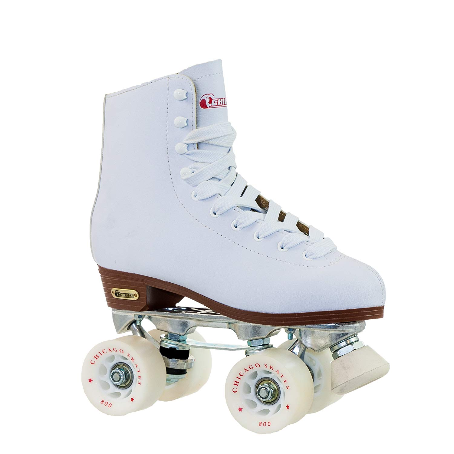 Women's Leather Lined Rink Roller Skate | Adjustable Roller Skate Shoes for kids