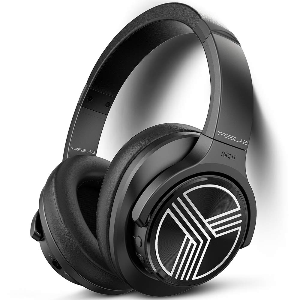 TREBLAB Z2 - Ultra Premium Over-Ear Wireless Headphones