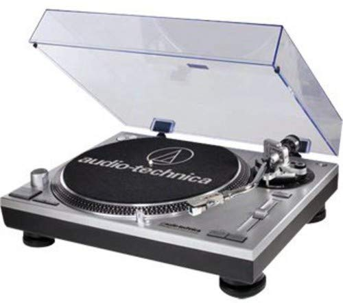 Audio-Technica AT-LP120-USB - Silver - DJ Turntables