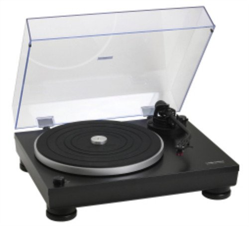 Audio-Technica AT-LP5 Direct-Drive Turntable, Black - DJ Turntables
