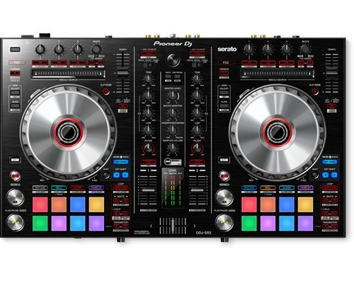 Pioneer DJ DDJ-SR2 Portable 2-channel controller for Serato DJ - DJ Mixers