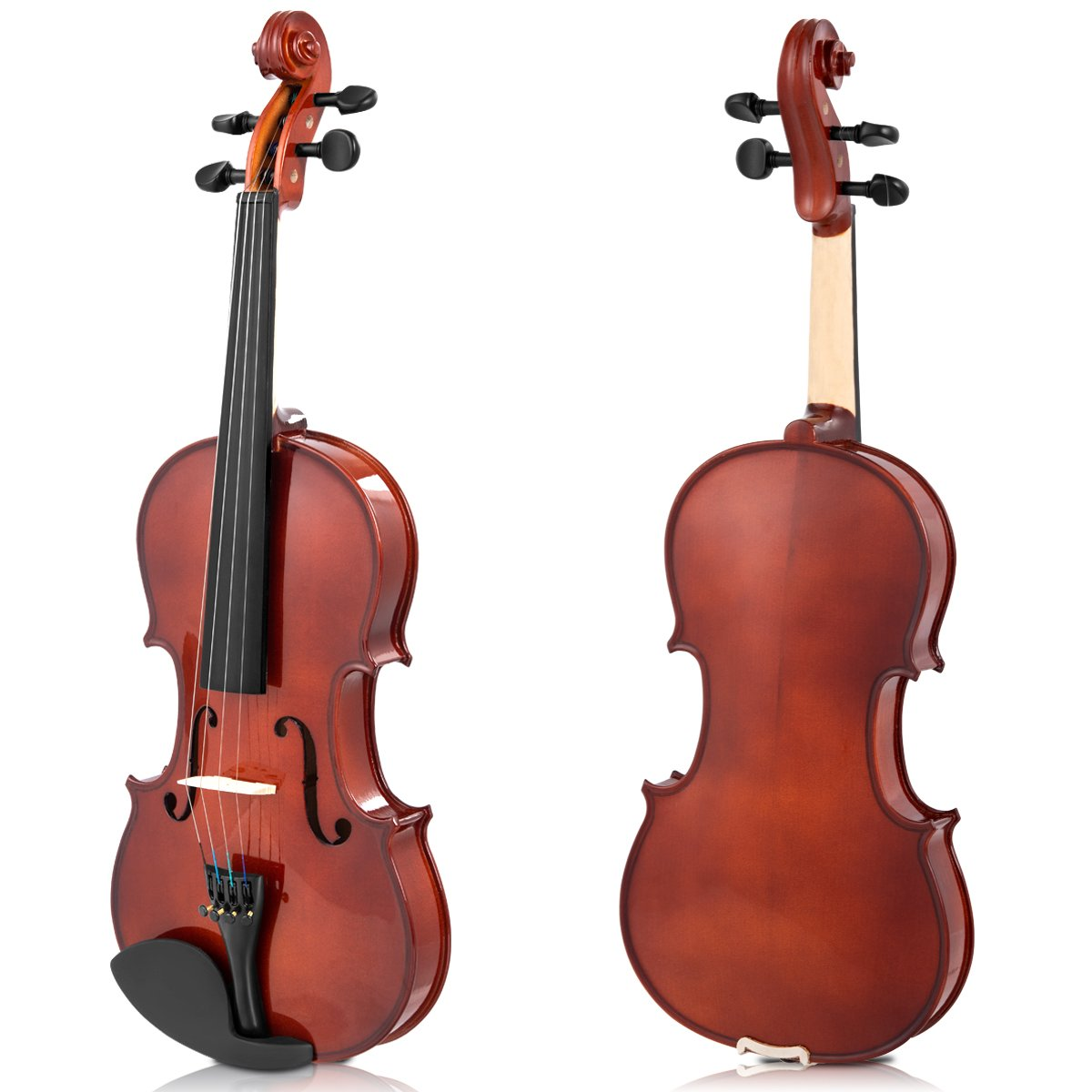 Sonart Full Size 4/4 Solid Wood Violin