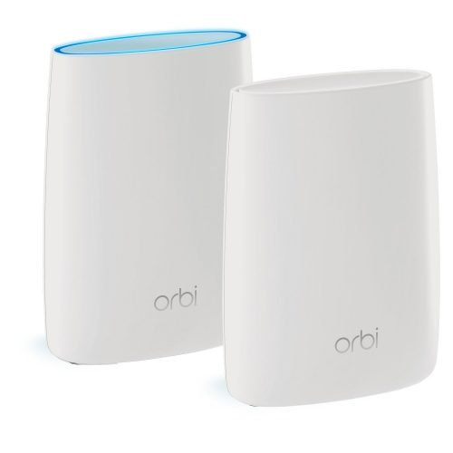 NETGEAR Orbi Whole Home Mesh WiFi System with Tri-band-Mesh Wi-Fi System
