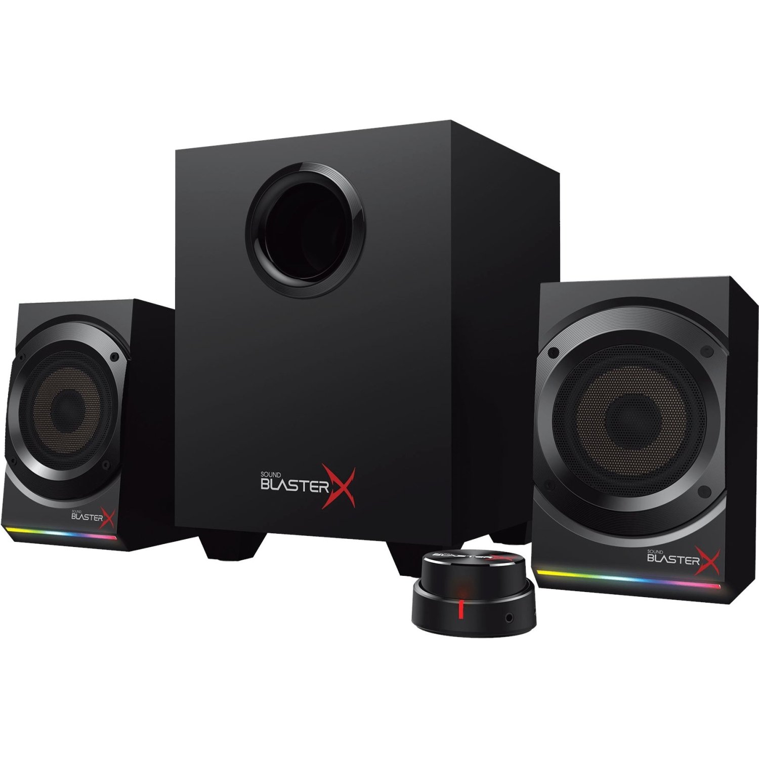 Creative Sound BlasterX Kratos S5 - Computer Speakers