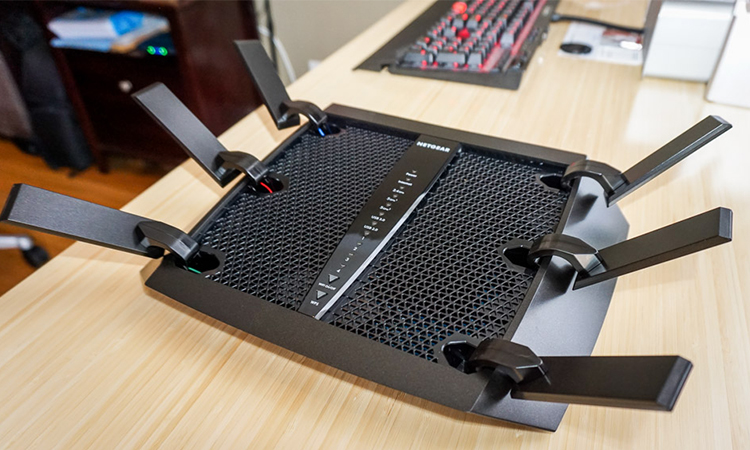 The NETGEAR Nighthawk R8000 Review – The Double Check