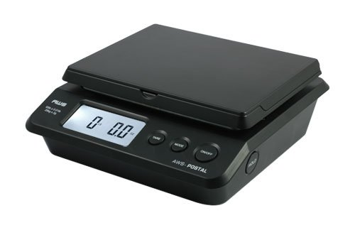 American Weigh Scales PS-25 Table Top Postal Scale