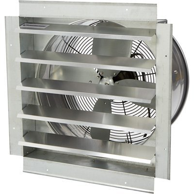 Strongway Heavy-Duty Shutter Exhaust Fan