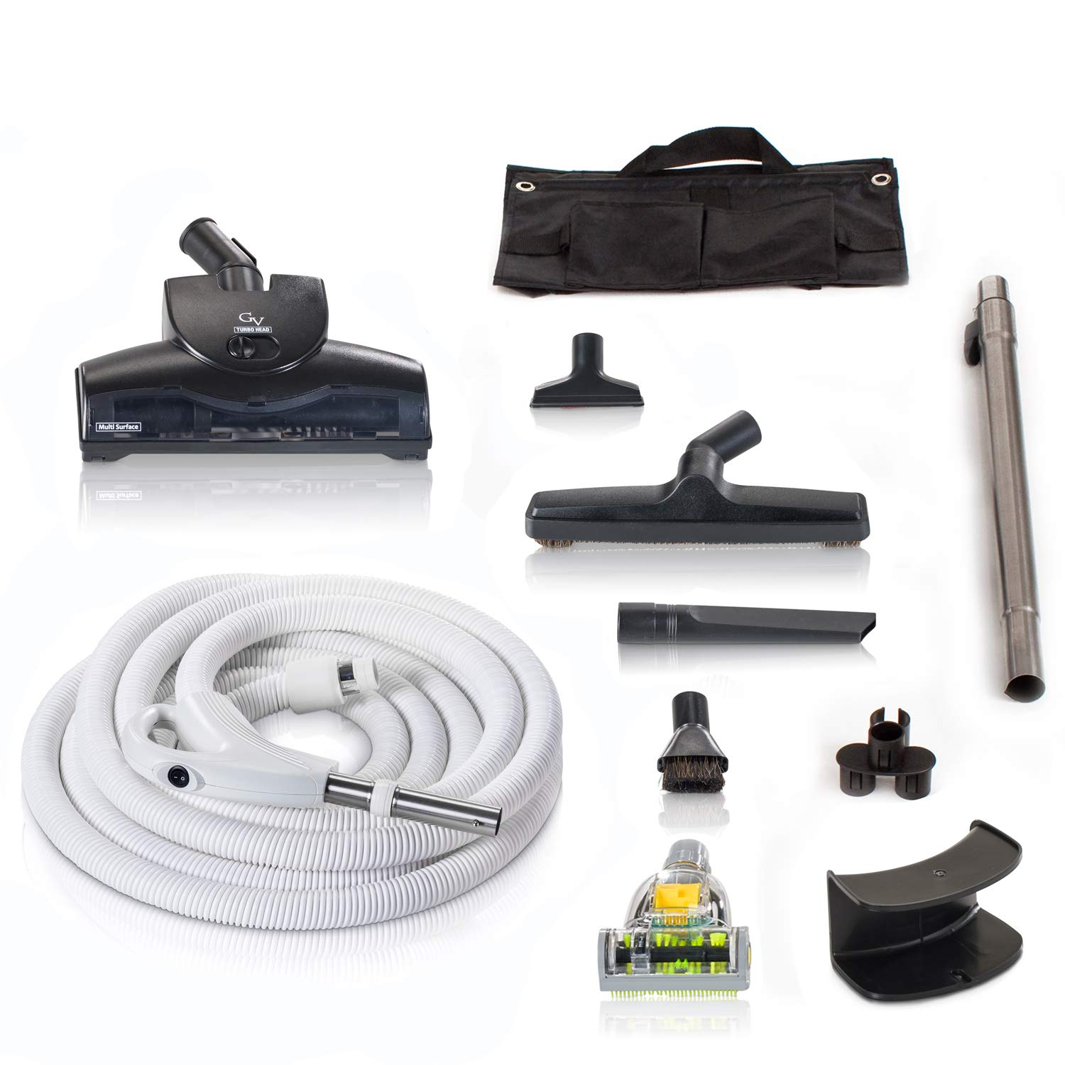 Universal Central Vacuum Hose Kit
