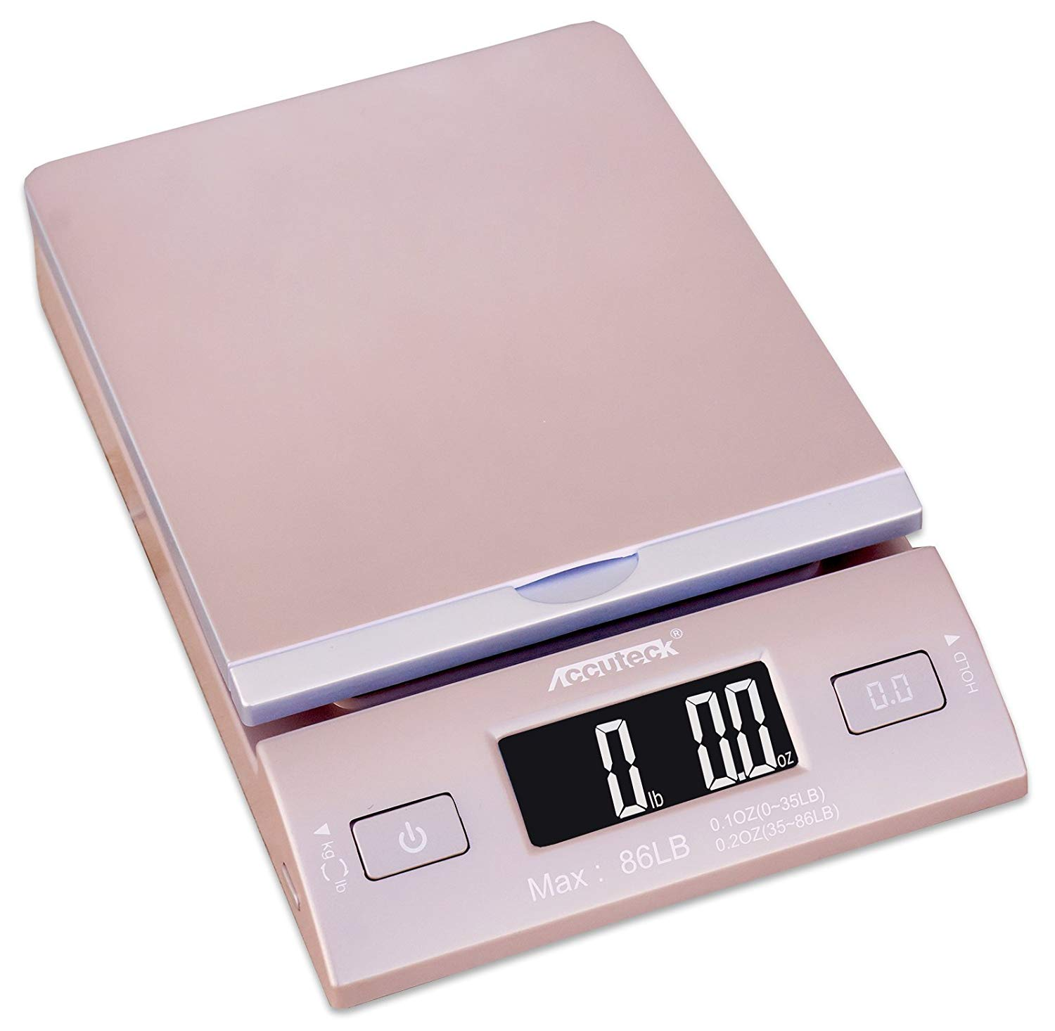 ACCUTECK DreamGold 86 Lbs Digital Postal Scale