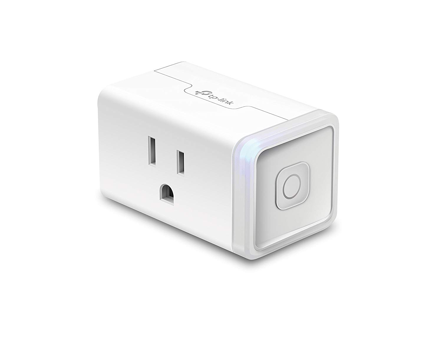 Kasa Smart WiFi Plug Mini by TP-Link - Google Home Mini Accessories and Kits