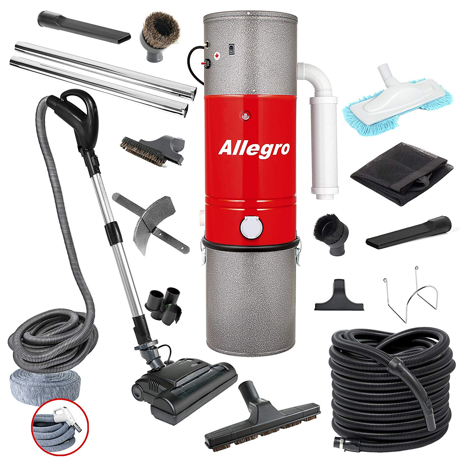 Allegro MU4500 Home Central Vacuum System