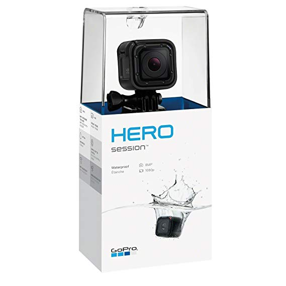 GoPro HERO Session Waterproof Digital Action Camera - Action Cameras