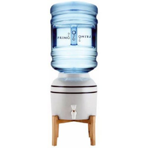 Primo Countertop Porcelain Ceramic Crock Water Dispenser BPA and Lead-Free