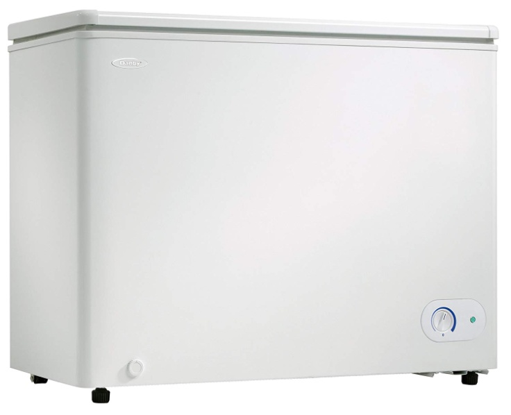 Danby DCF072A2WDB-3 Chest Freezer