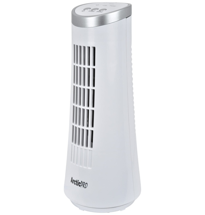 Arctic-Pro OSCILLATING Tower Fan