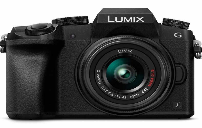 PANASONIC LUMIX G7 4K Digital Camera