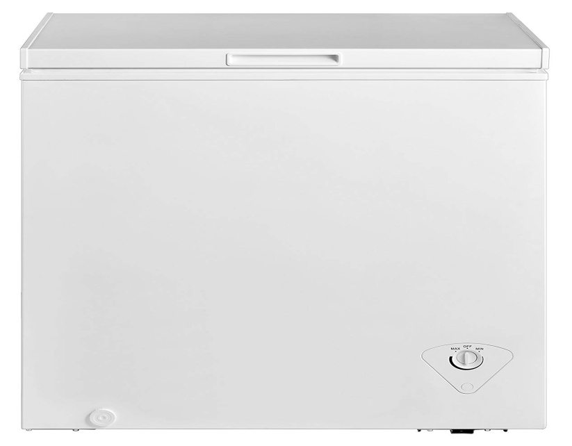 Midea WHS-185C1 Single Door Chest Freezer