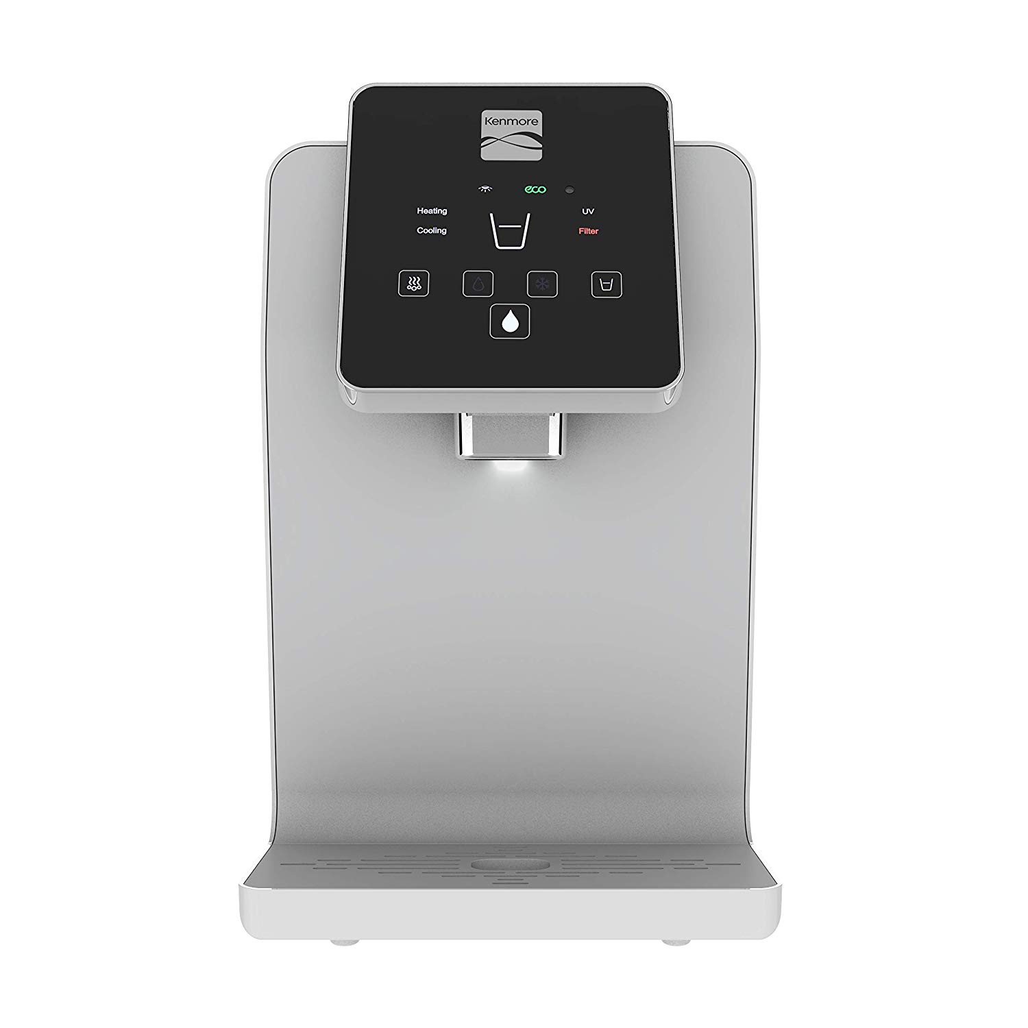 Kenmore Water Optimizer (White)- Countertop Water Purifier