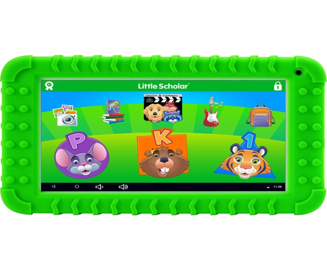 "School Zone Little Scholar Best Kids 7"" Tablet"