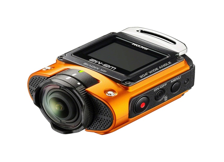 Ricoh WG-M2 Action Cam - Action Cameras