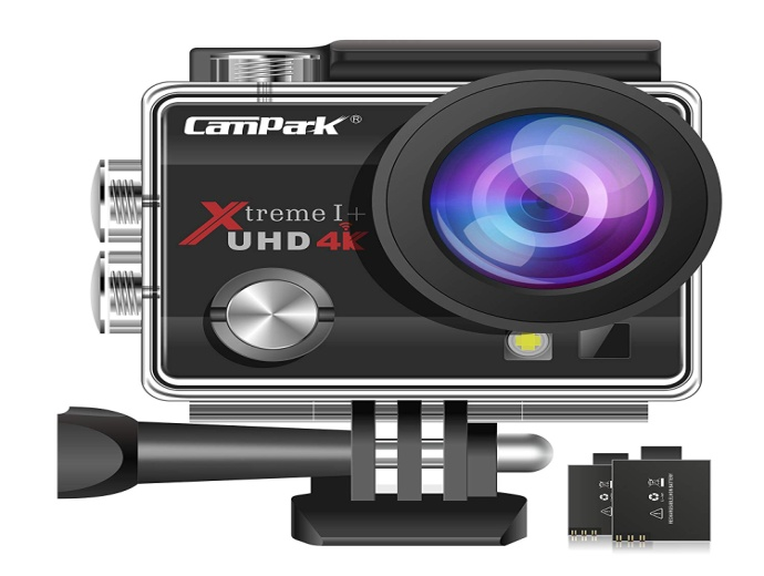 Campark ACT74 Action Camera - Action Cameras