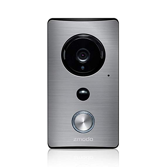 Zmodo Smart Greet Wi-Fi Video Doorbell - smart doorbell cameras