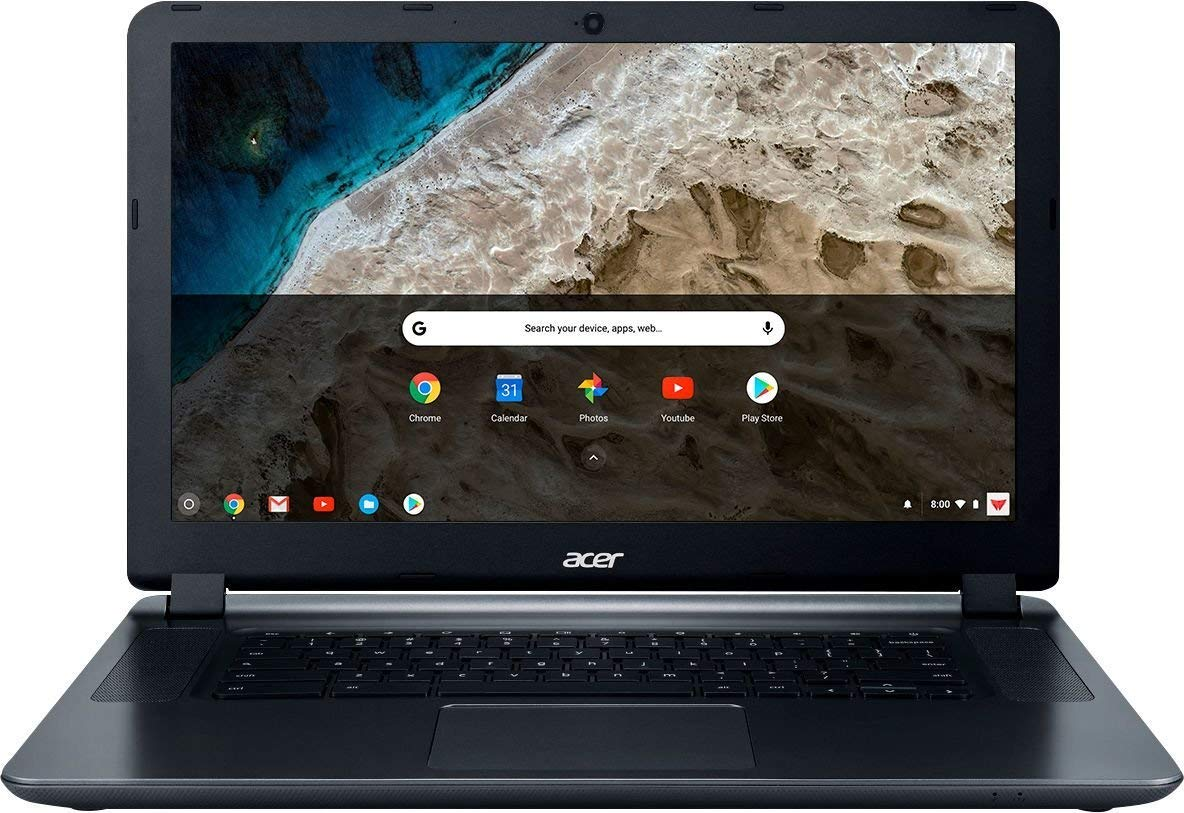 2018 Acer 15.6 HD WLED Chromebook