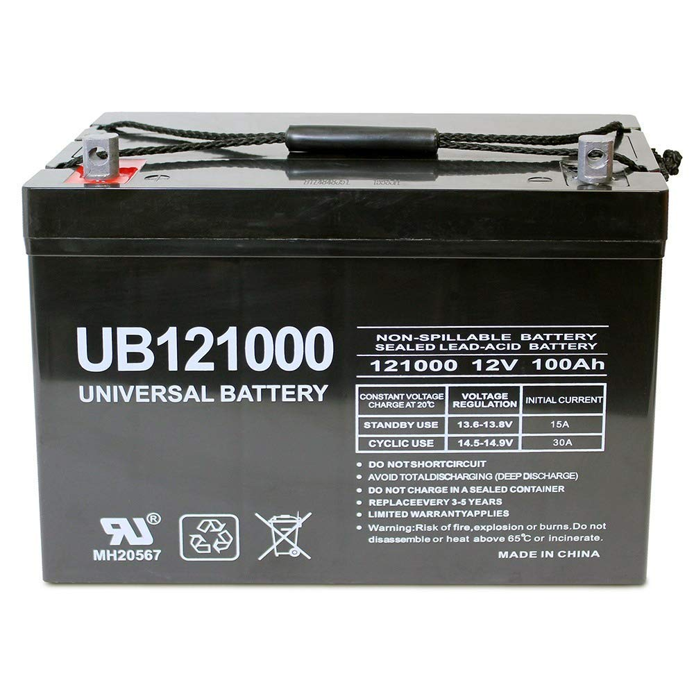 Universal Power Group 12V 100Ah