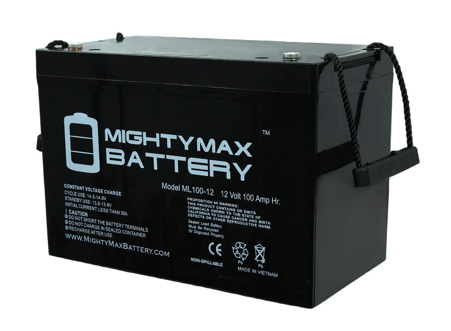 Mighty Max Battery 12V 100Ah