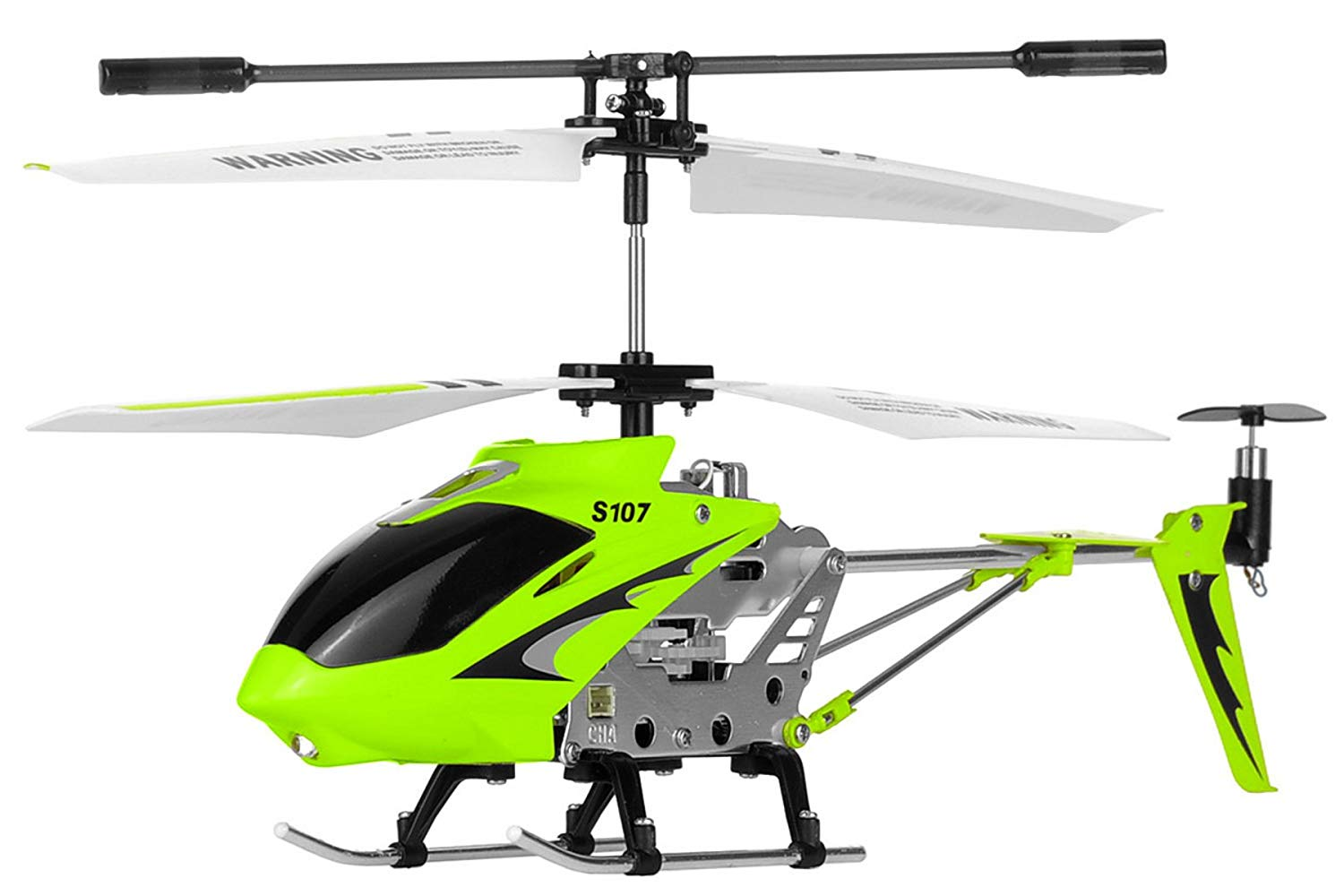 Syma 3 Channel S107/S107G Mini Indoor Co-Axial R/C Helicopter w/ Gyro