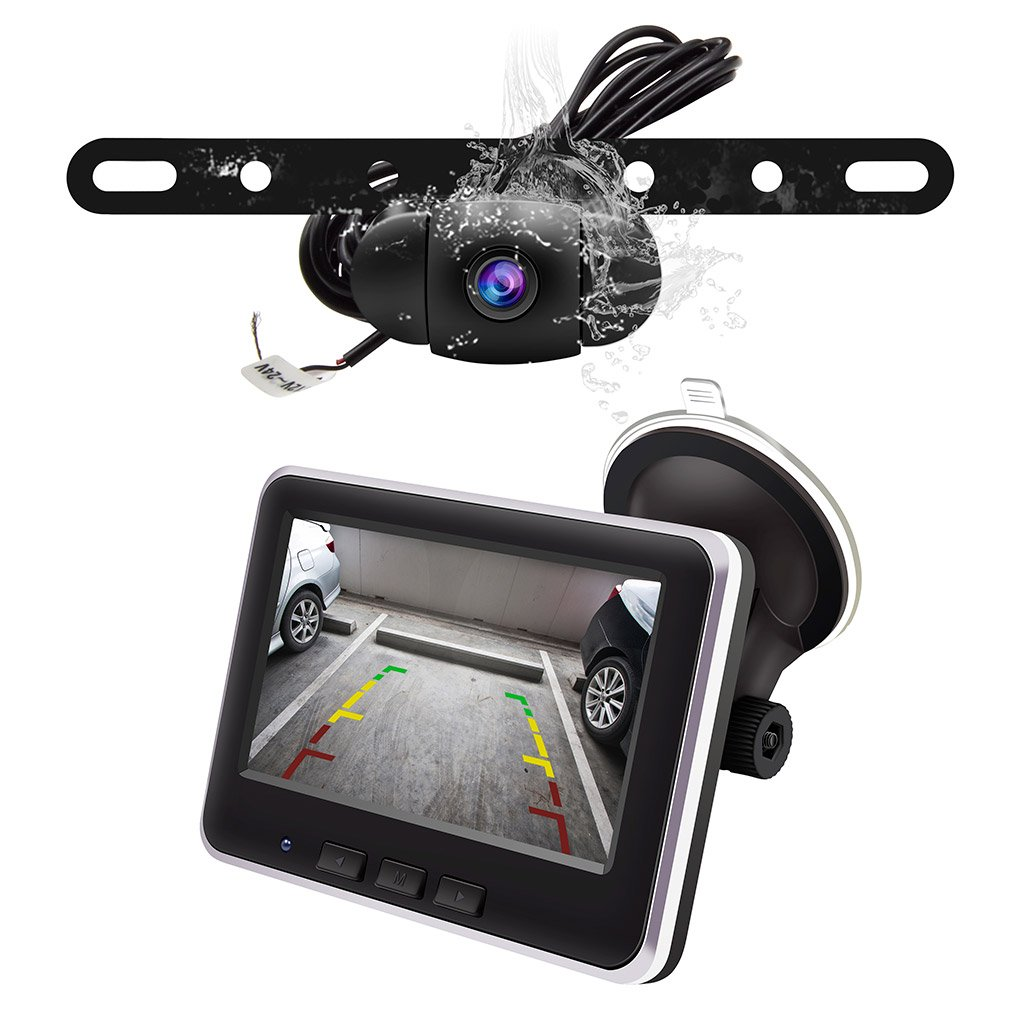Accfly Wireless Backup Camera Kit - Best Wireless Backup Cameras