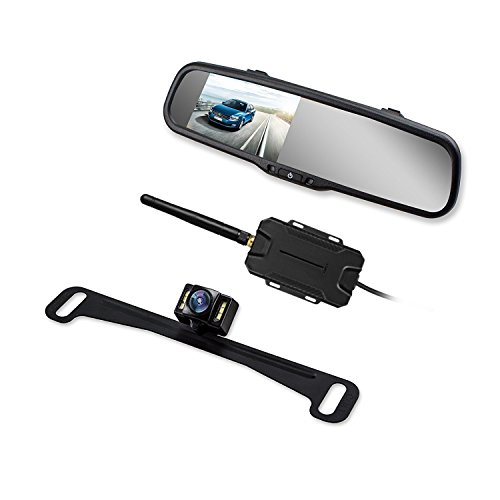 Auto-Vox Wireless Reverse Camera Kit - Best Wireless Backup Cameras
