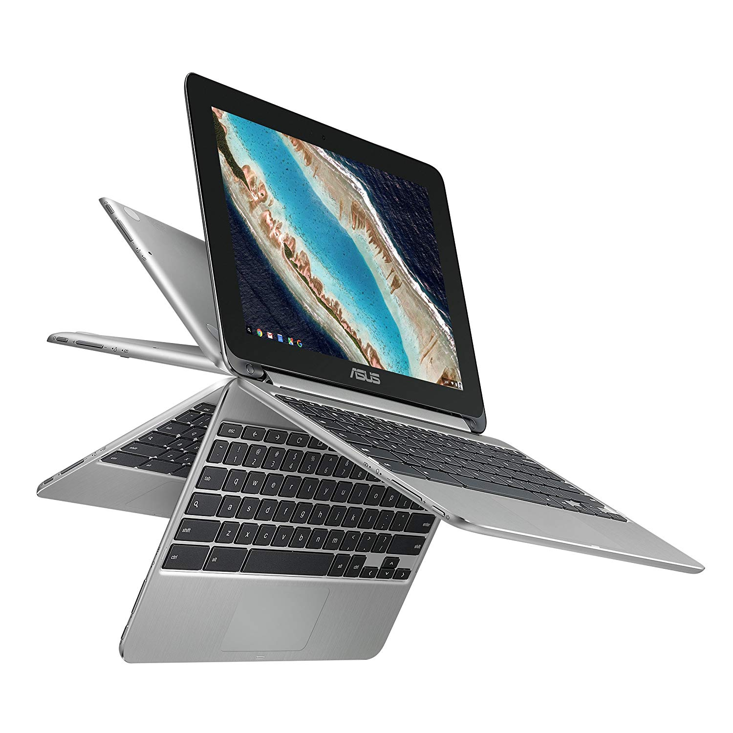 Asus Chromebook C101PA- DS04