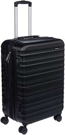 AmazonBasics Hardside Spinner Luggage-24 Inch
