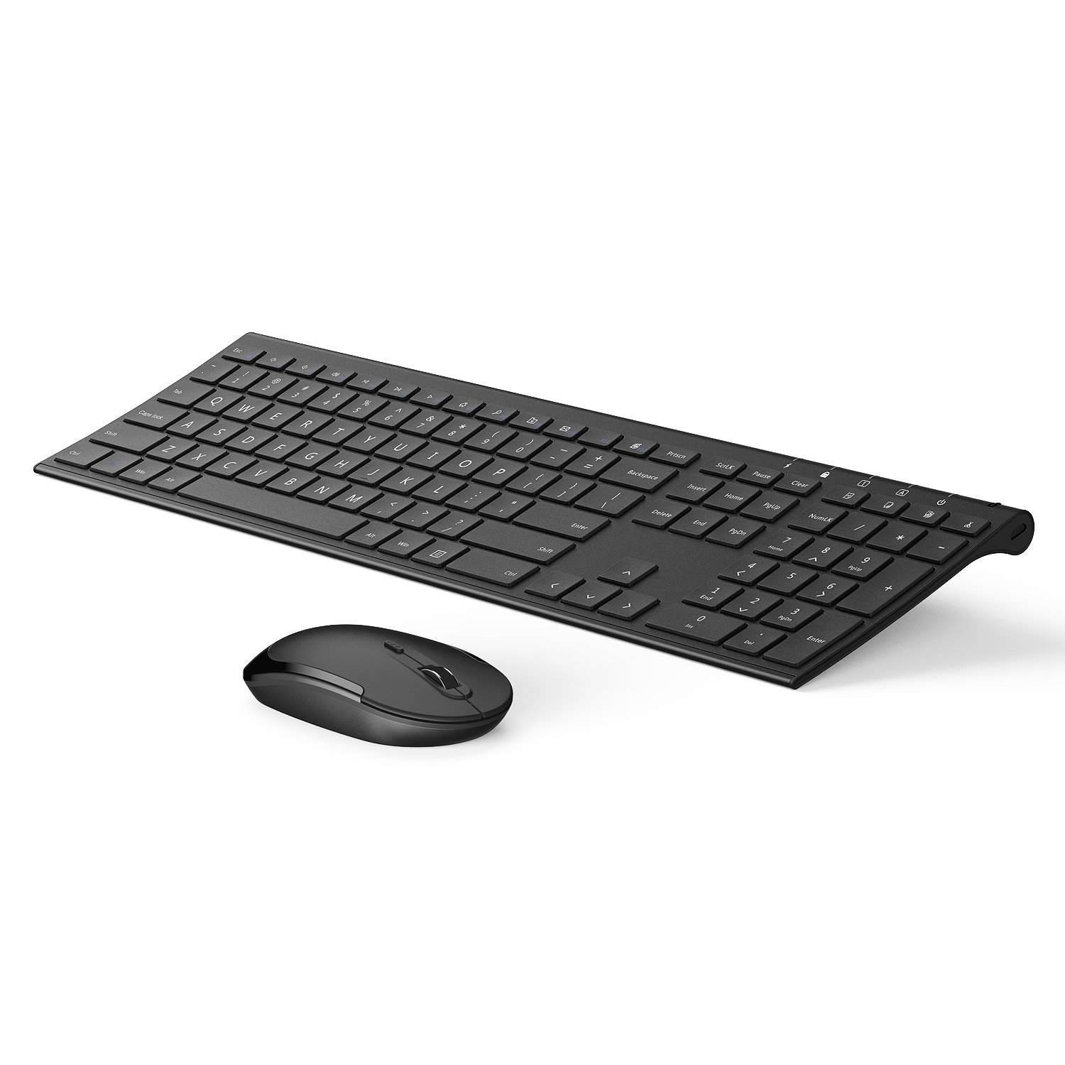 Vive Comb Wireless Keyboard and Mouse, 2.4GHz - wireless keyboards