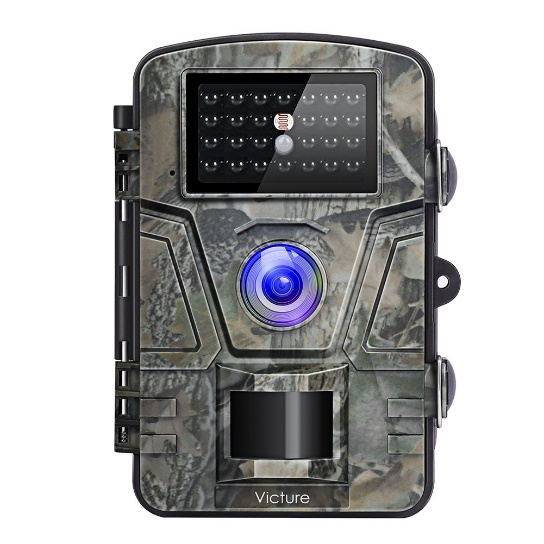 Victure Trail Game Camera with Night Vision Motion Activated 1080P - Best Game Trail Cameras