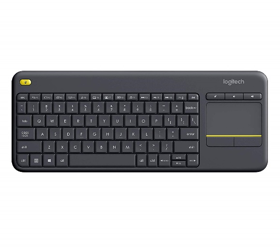 Logitech K400 - wireless keyboards