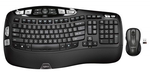 Logitech MK550 - wireless keyboards