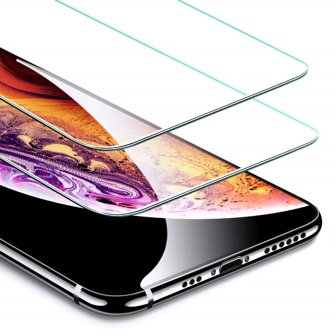 ESR [2-Pack] Screen Protector for iPhone - Screen Protectors for iPhone X