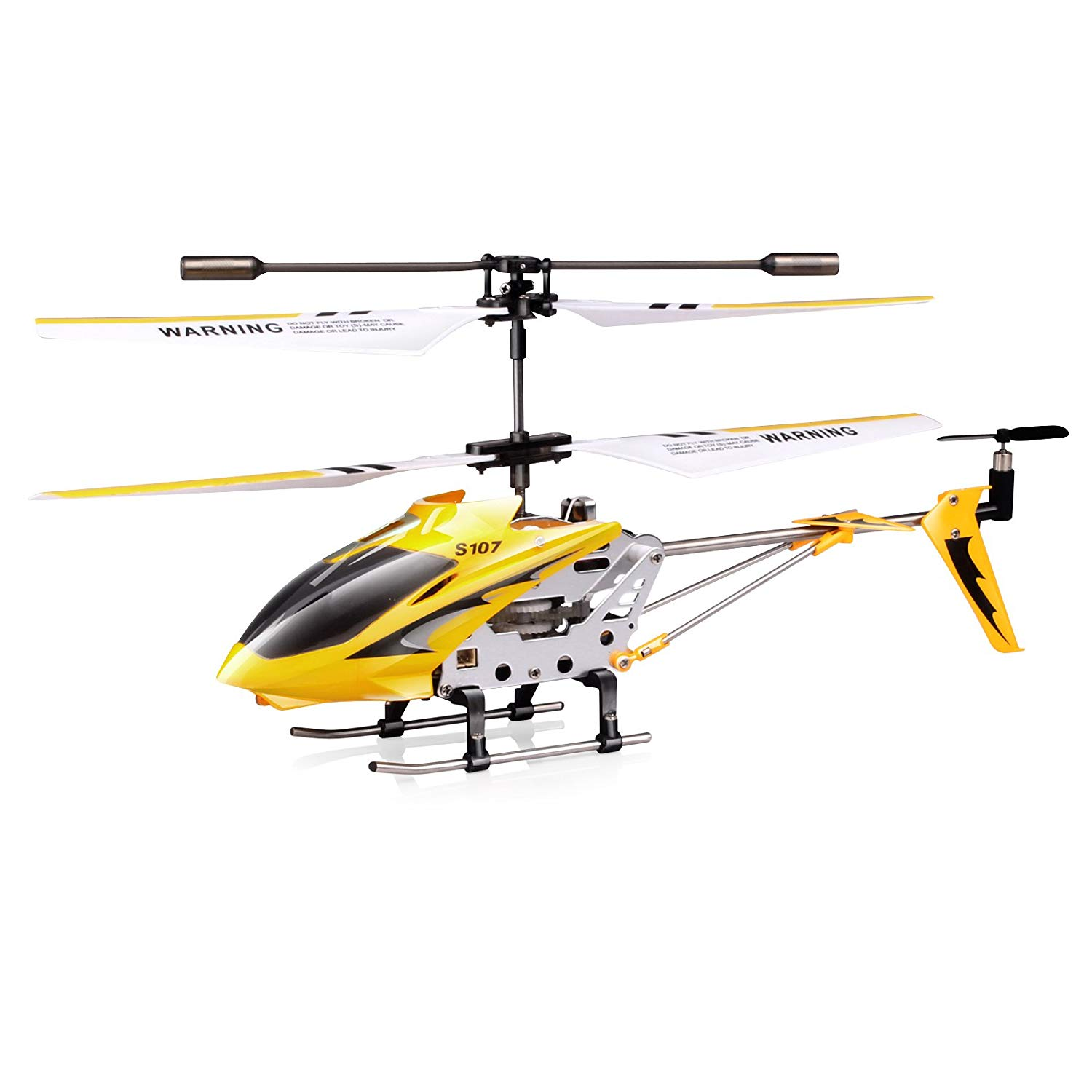 Syma S107/S107G 3 Channel RC Heli with Gyro