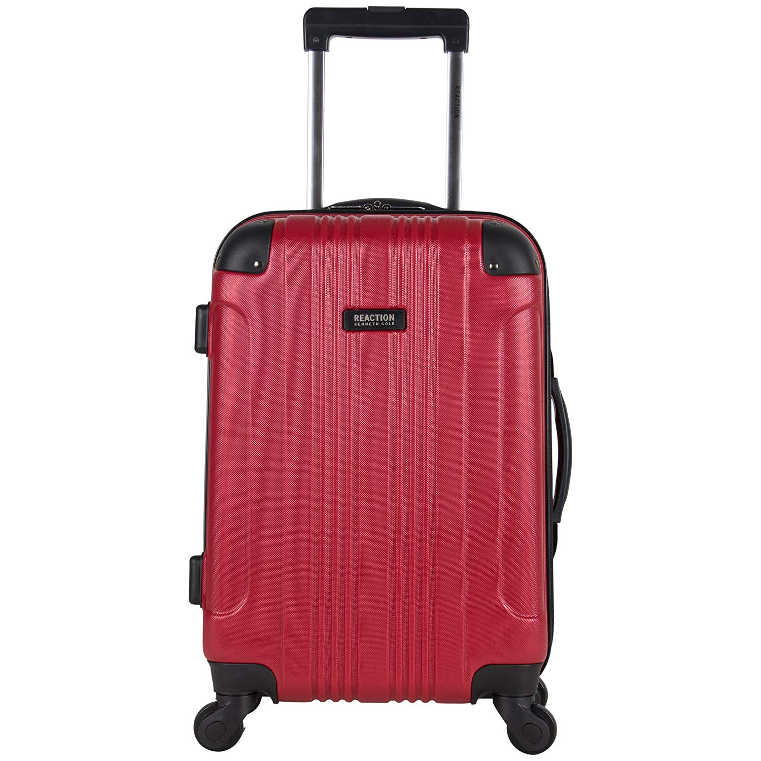 Kenneth Cole Reaction Out of Bounds 20-inch Carry on Lightweight Durable Hardshell 4-Wheel Spinner Cabin Size Luggage