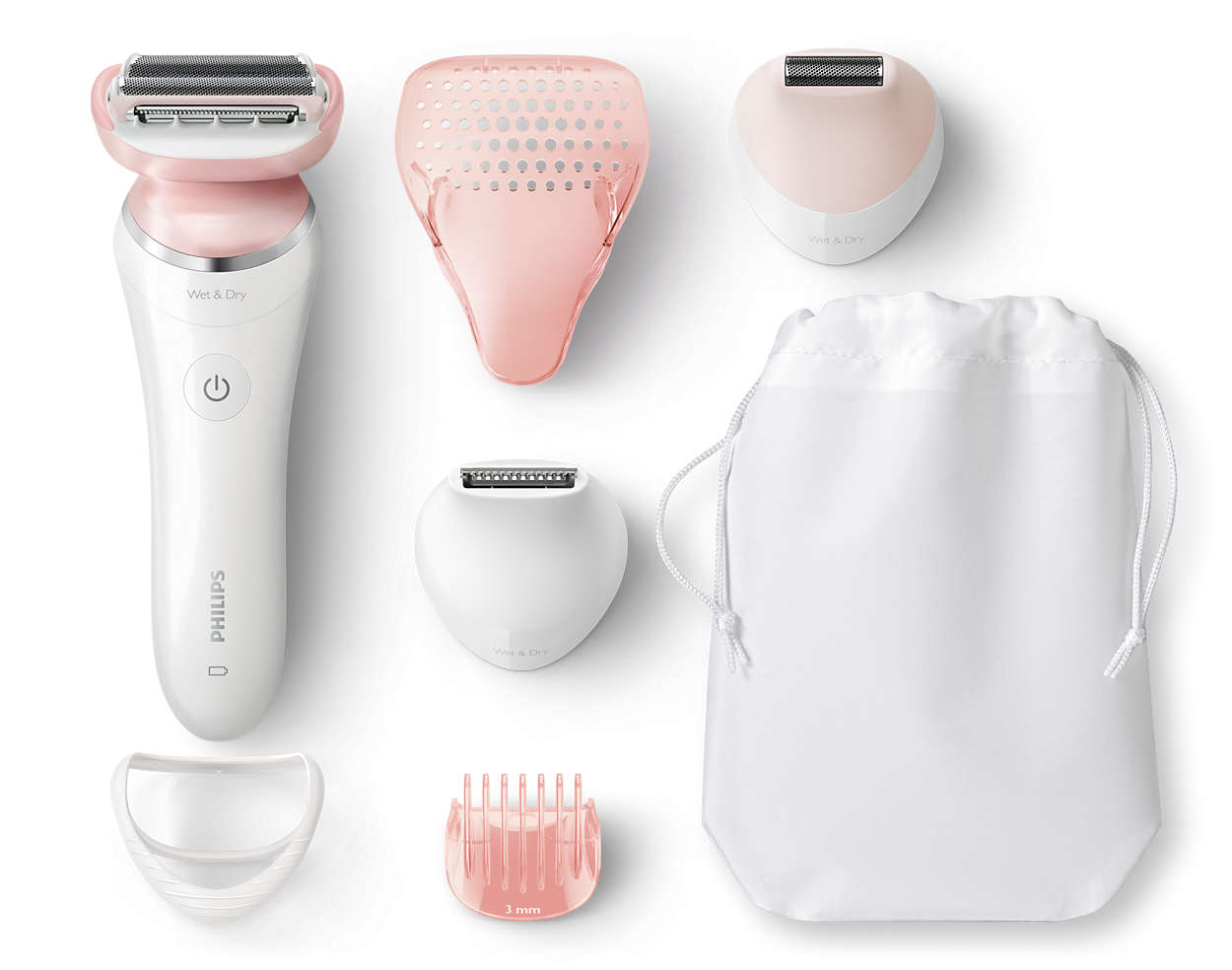 Philips SatinShave Women's Electric Shaver - Best Electric Shavers For Women