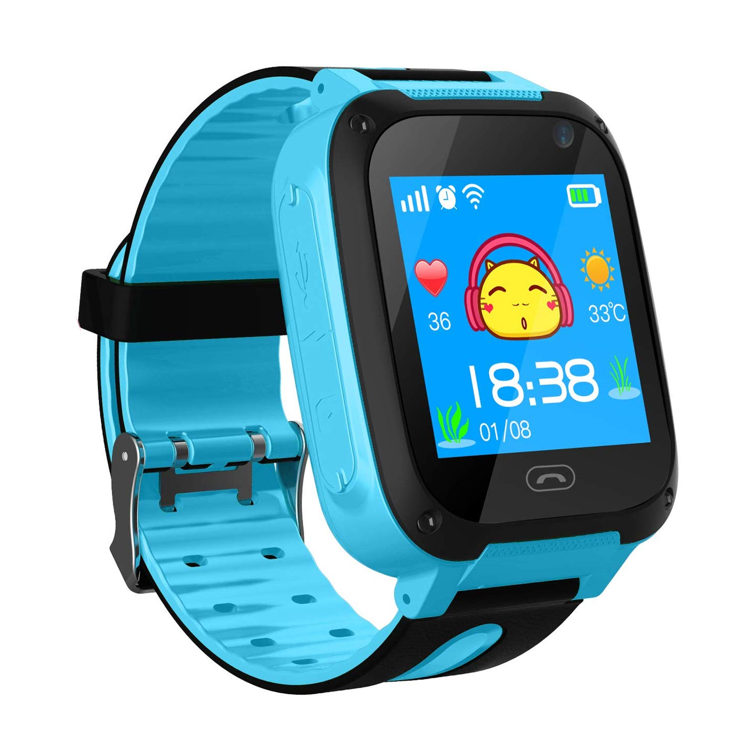 Kids Smart Watch Phone Smartwatches By Jsbaby