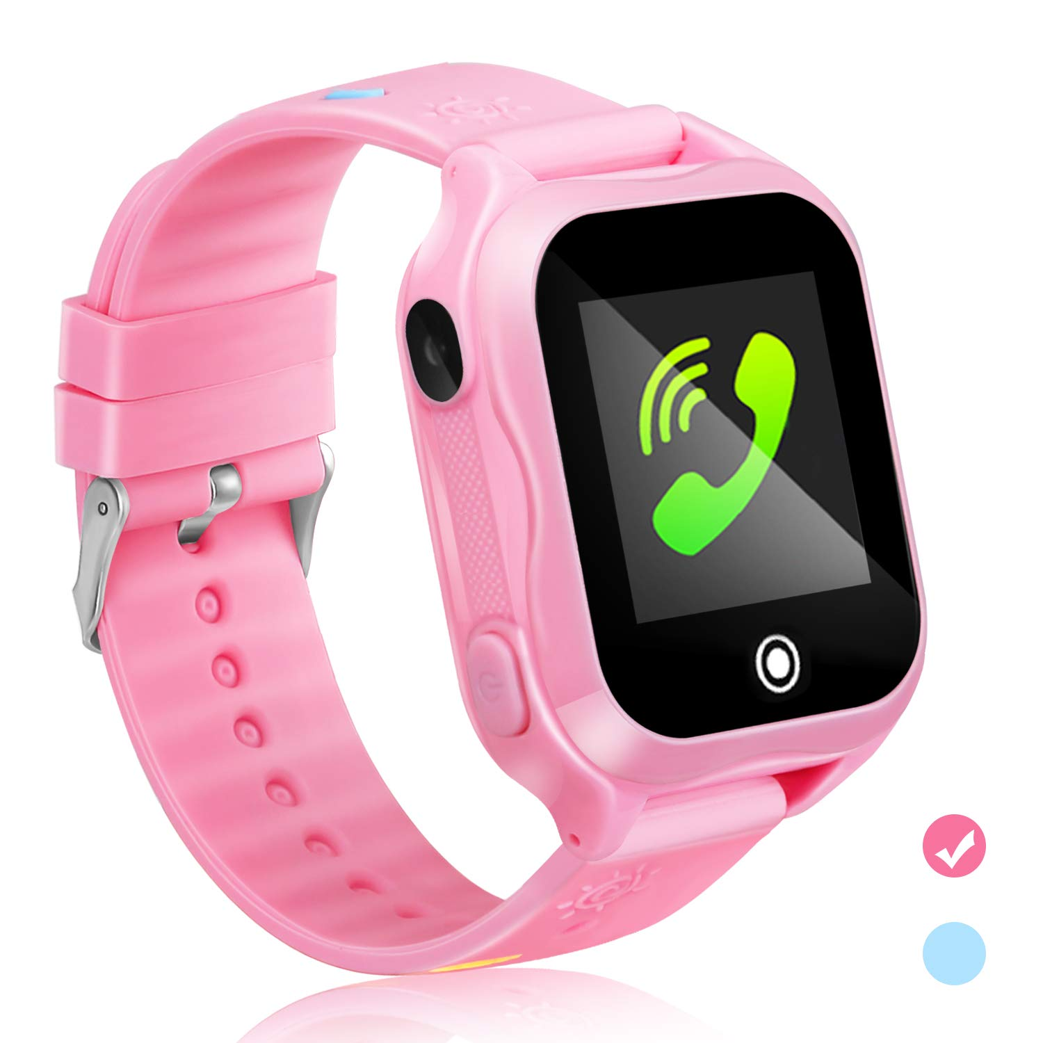 Kids Smart Watch Phone With GPS
