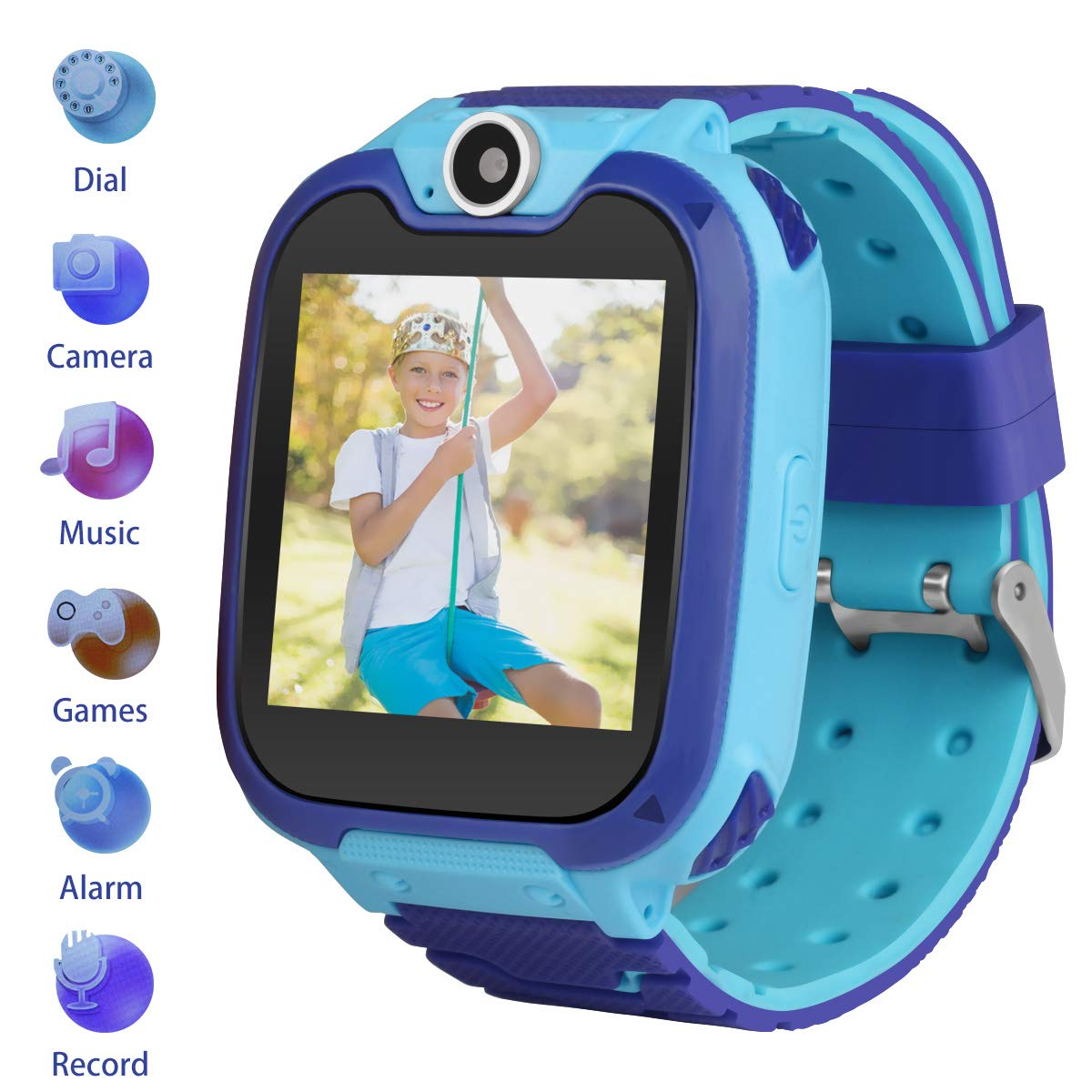 Kids Smartwatch Children Phone Smart Watch by CMKJ