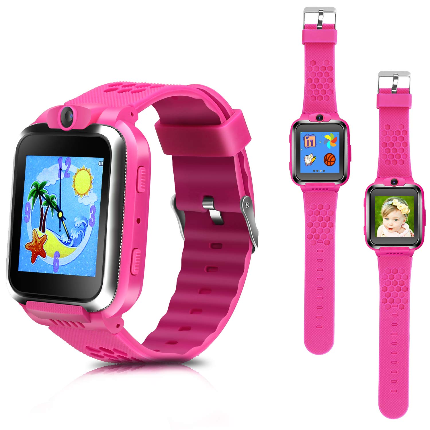 Smart Watches for Kids Digital Game Watches